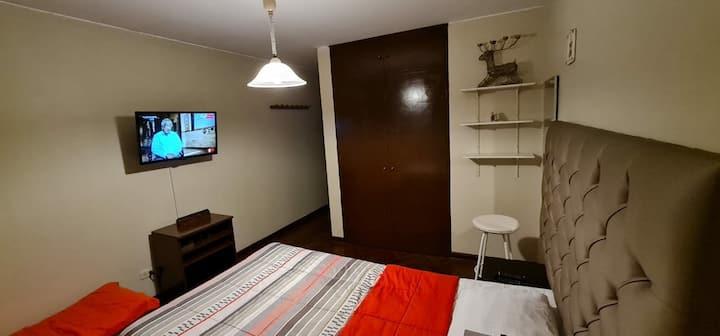 Acogedora habitación en el centro de Miraflores #2