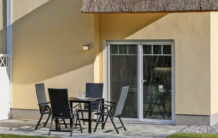 Awesome home in ZirchowithUsedom with Sauna, WiFi and 2 Bedrooms