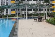 Homey Calfio Studio @Springlake View Bekasi
