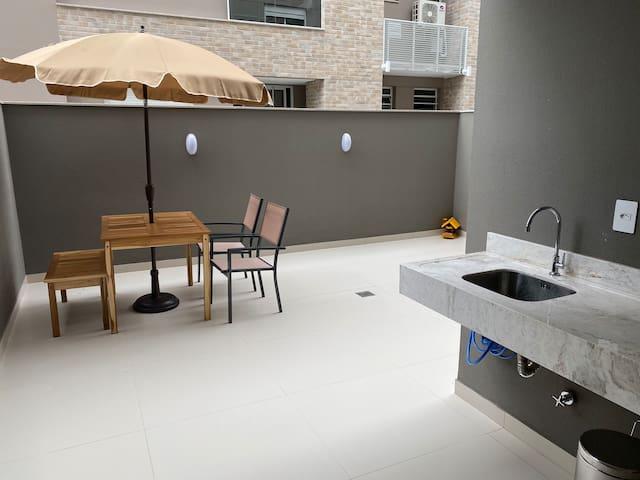 Apartamento novo na Trindade