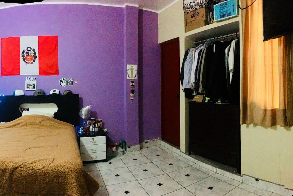 Esta será tu habitación ✌️
