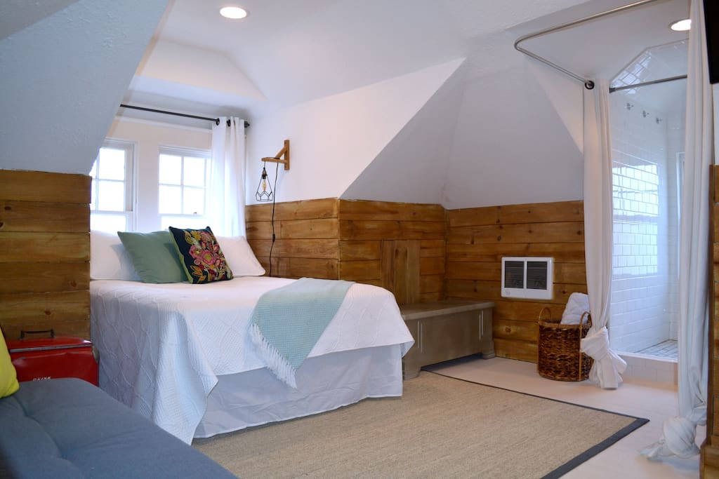 Cute Cozy Private Loft Awesome Location Lofts For