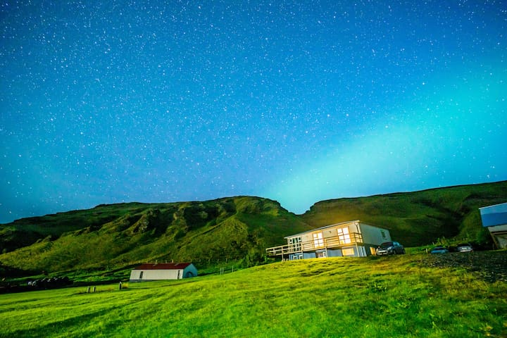 Bed & Breakfast close to Vik
