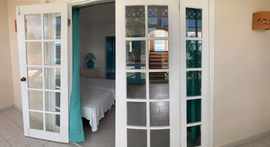 Residence Mar Azul Apartamento playa las Ballenas
