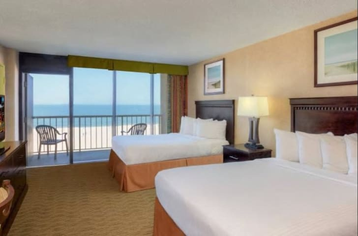BEACH QUARTERS RESORT - Virginia Beach - Lejlighed