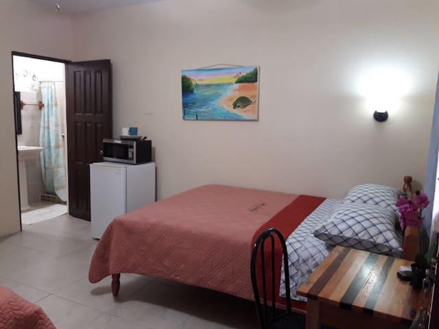 R5 Private Room Near San Pedro Water Taxi Terminal