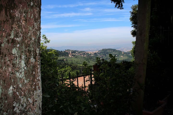 An ancient villa on hills of Fiesole - Fiesole - House
