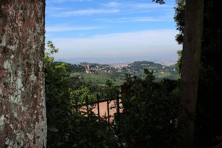 An ancient villa on hills of Fiesole - 菲耶索莱(Fiesole) - 独立屋