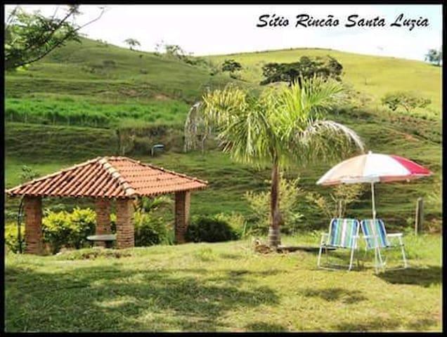 Hospedagem Rural Rincão Santa Luzia - Cachoeira Paulista - Pension