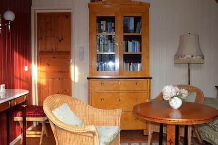 Liebevoll gestaltete Ferienwohnung für 2-3Personen - Neu Poserin - Apartment - 2