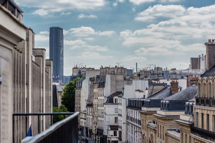 Le Charme de Saint Germain appartment