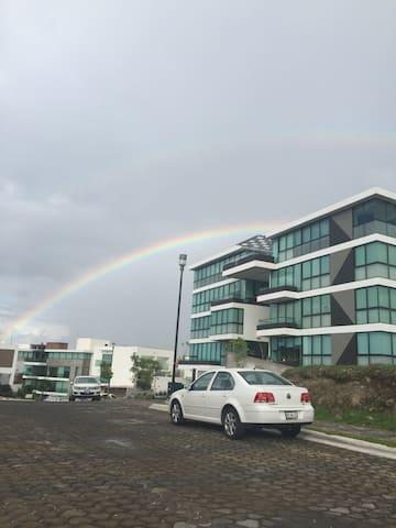 Excelente ubicación en la zona de lujo en PUEBLA - Tlaxcalancingo - Apartment