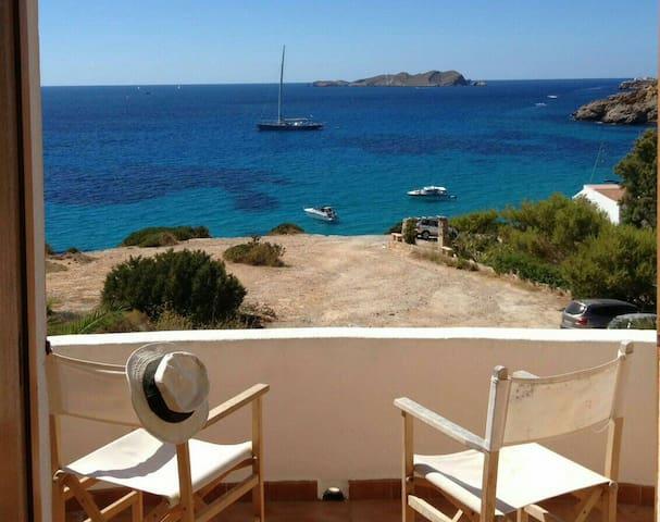 Maravillosa casa familiar junto mar - Sant Josep de sa Talaia - House
