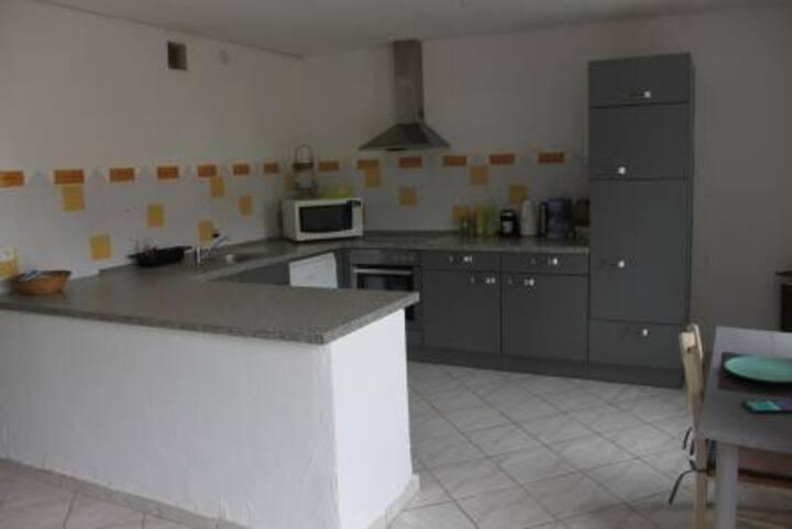 Vaste appartement entre Metz et Thionville