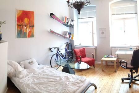 Charmantes Studentenzimmer - Freiberg - Wohnung