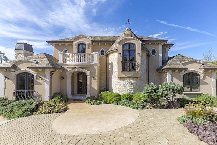 Pebble Beach Chateau
