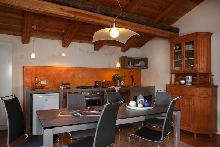 Apartment in Dolomiti Nencio
