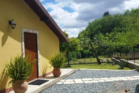 La casetta con piscina - Velletri - Rumah