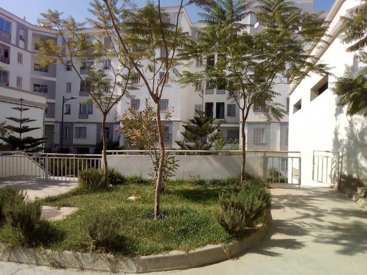 Appartement familial cosy 5 personnes sur Alger