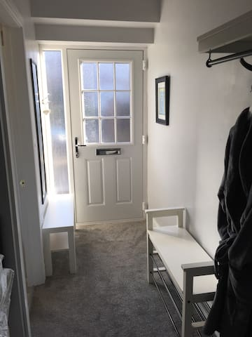 Self contained Pied a Terre in Leafy Jesmond - Newcastle upon Tyne - House
