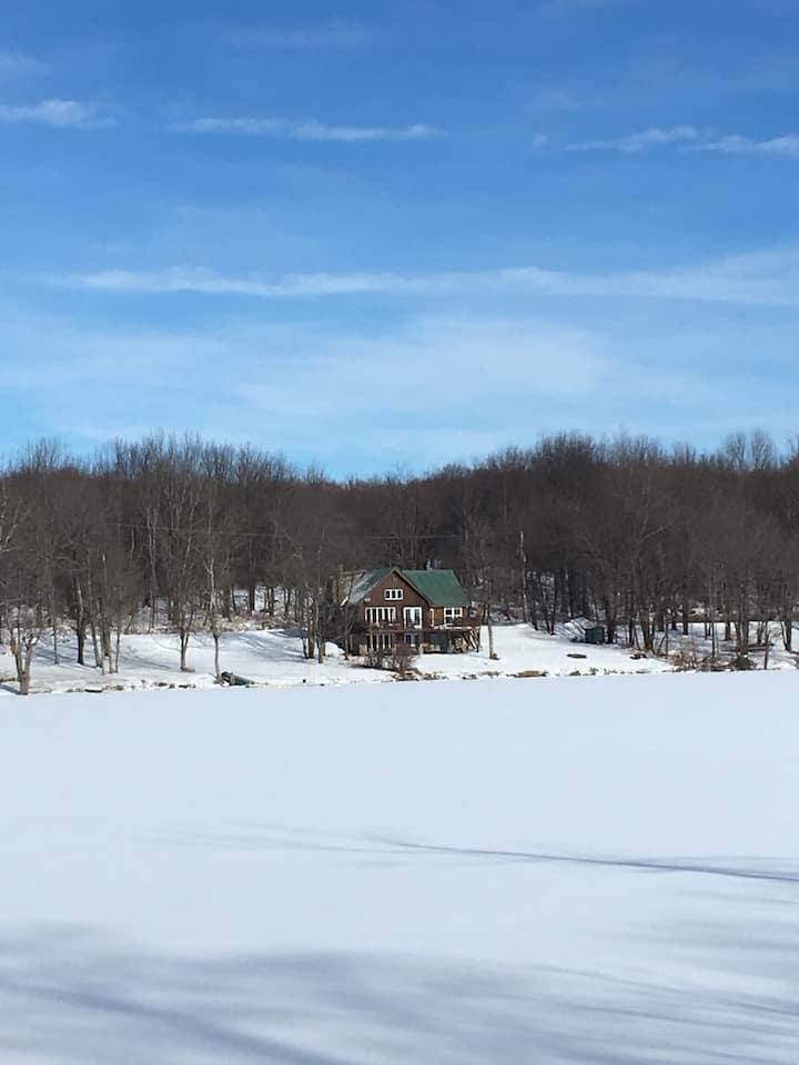 Lakehouse All Natural Glacier Lake WORK NEAR ME!!!