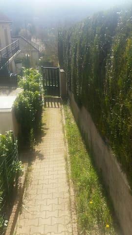 Appart 7 minutes du centre de Dijon - plombieres les dijon - Apartment