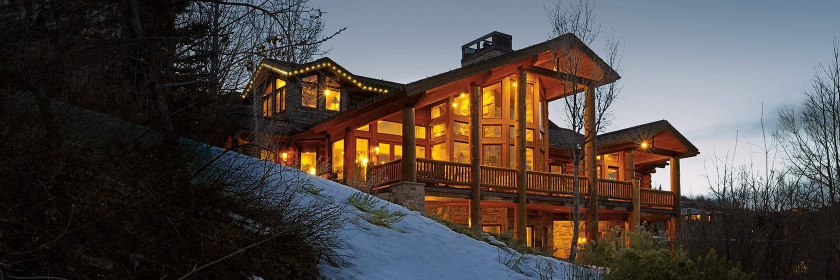 Luxury rentals in Park City