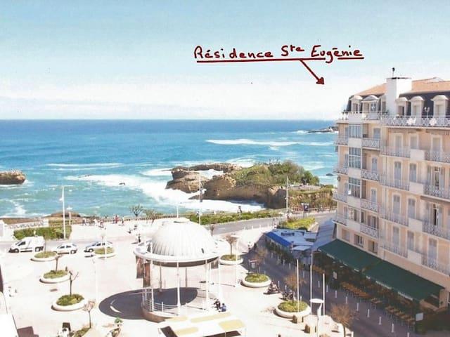 T3 Hypercentre, bord de mer - Biarritz - Wohnung