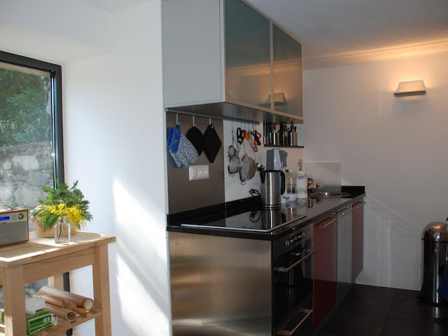 Apartment Garuda in Brissago - Brissago - Adosado