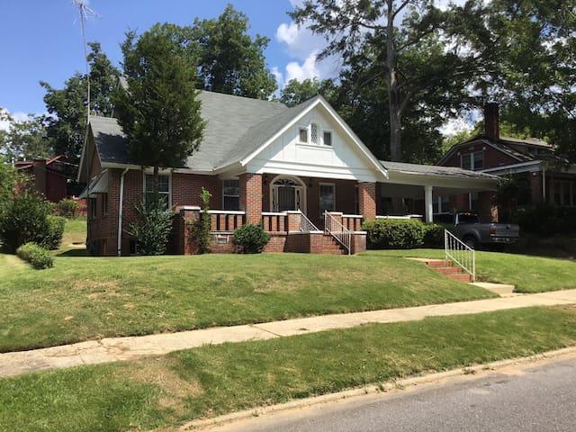 Historic Tuskegee Brick Retreat