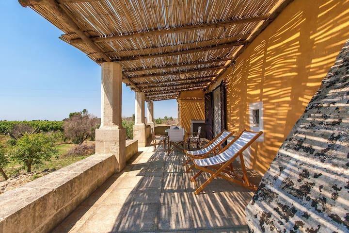 333 Casa Tipica con Giardino a Gallipoli