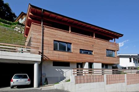 Acogedor apartamento con terraza en Kaprun, Slazburg