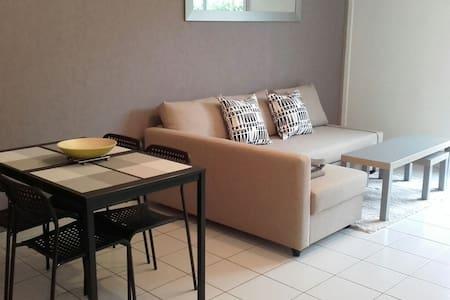 T2 meublé tout confort - Cugnaux - Wohnung