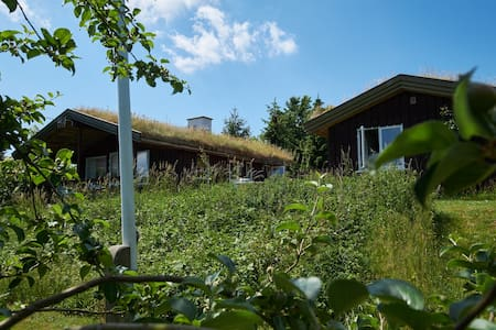 Summer house near beautiful beach and forest - Fårevejle - 小木屋