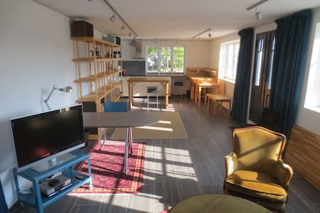 Spacious Ground Floor Flat - Klepp - Byt