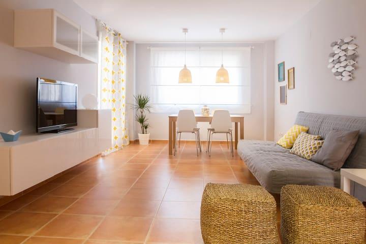 Apartamento planta baja en arenal - Bahía de Jávea - Condominium