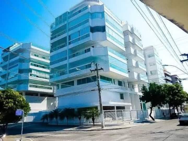 Apartamento com área de lazer - Braga/CF