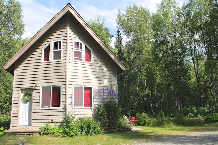 Easy Street Chalet - Walk Everywhere - Talkeetna - Rumah
