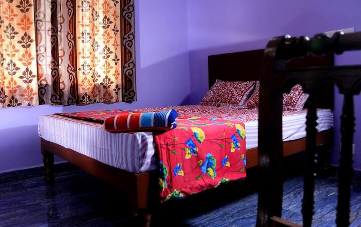 2 Bedroom House Comfort Stay in Auroville