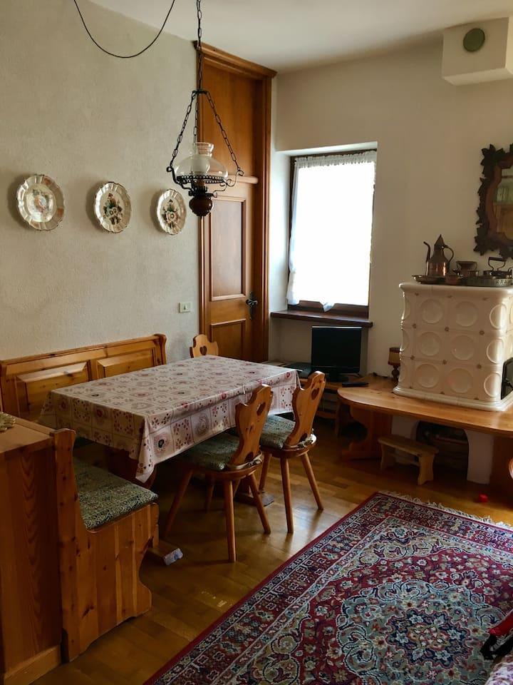 appartamento a San Vito di Cadore