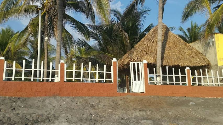 Casa frente al mar en Playa El Pimental - Playa El Pimental - Talo