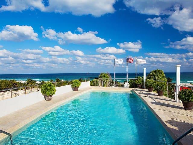 Luxury Suite Bentley Hotel Ocean Dr