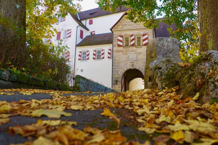 Ferienwohnung Schloss Henfenfeld