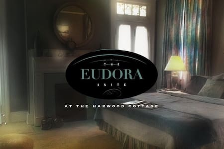 The Harwood Cottage Eudora Suite - Hus
