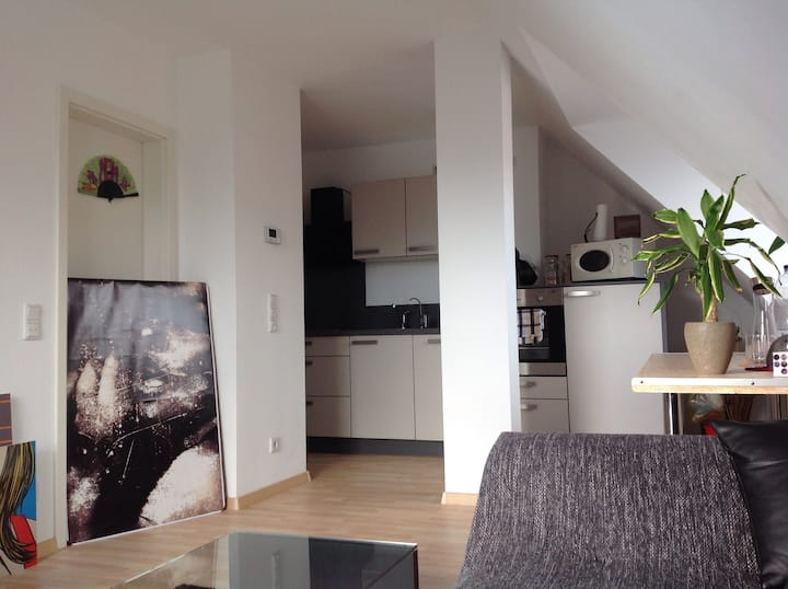 Neue stilvolle Wohnung neben Residenz/Innenstadt
