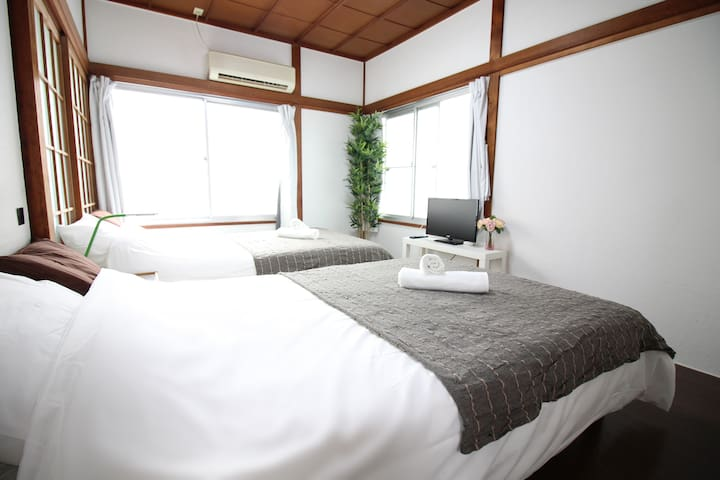 【NEW OPEN】4 min to Shinjuku Sta / 4 ppl / Wi-fi - Shibuya-ku
