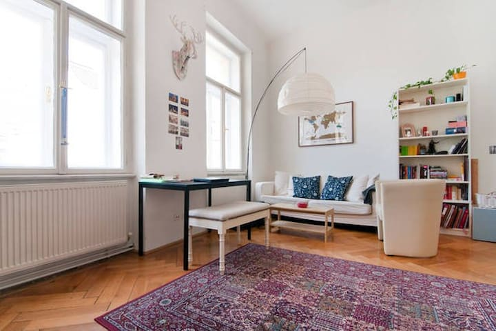 Beautiful room in the center of Vienna