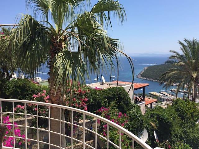Exclusive Turkbuku Villa with breathtaking views