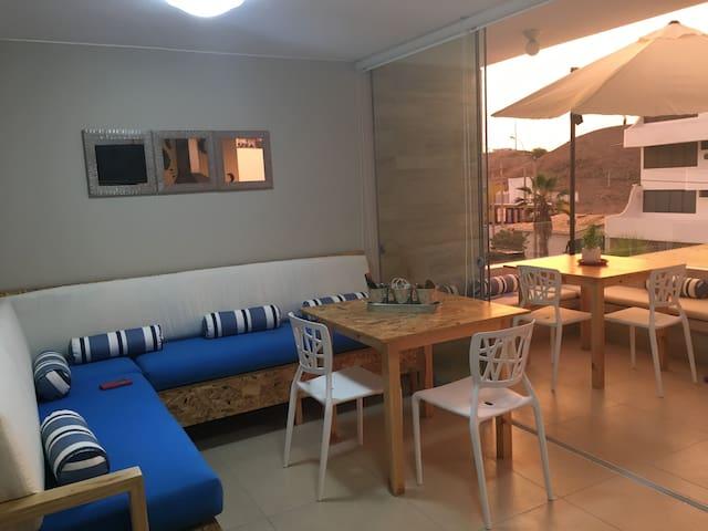 Precioso Departamento en NAPLO - Pucusana District - Appartement