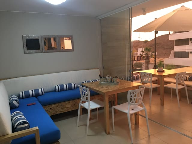 Precioso Departamento en NAPLO - Pucusana District - Apartment